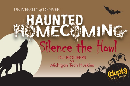 HauntedHomecoming