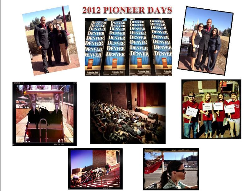 2012 Pioneer Days