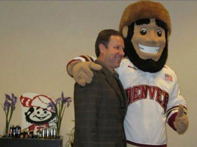 Denver Boone with Coach G