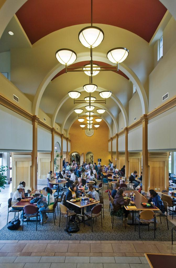 Nelson Hall Dining