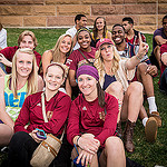 Lacrosse fans
