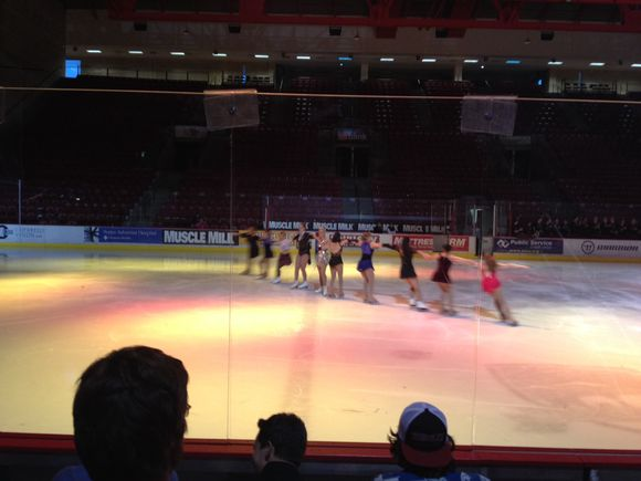 DU... On Ice!