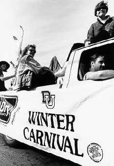 DU 1957 Winter Carnival