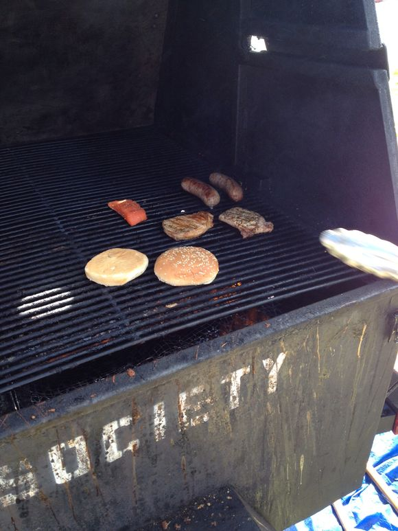 DU it yourself (DIY) Grilling