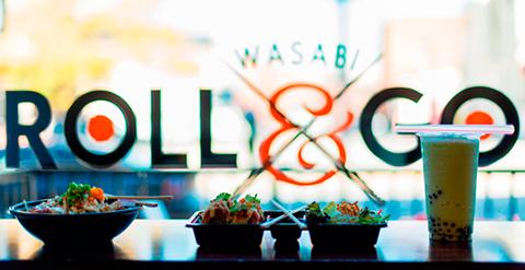 WasabiRollGo
