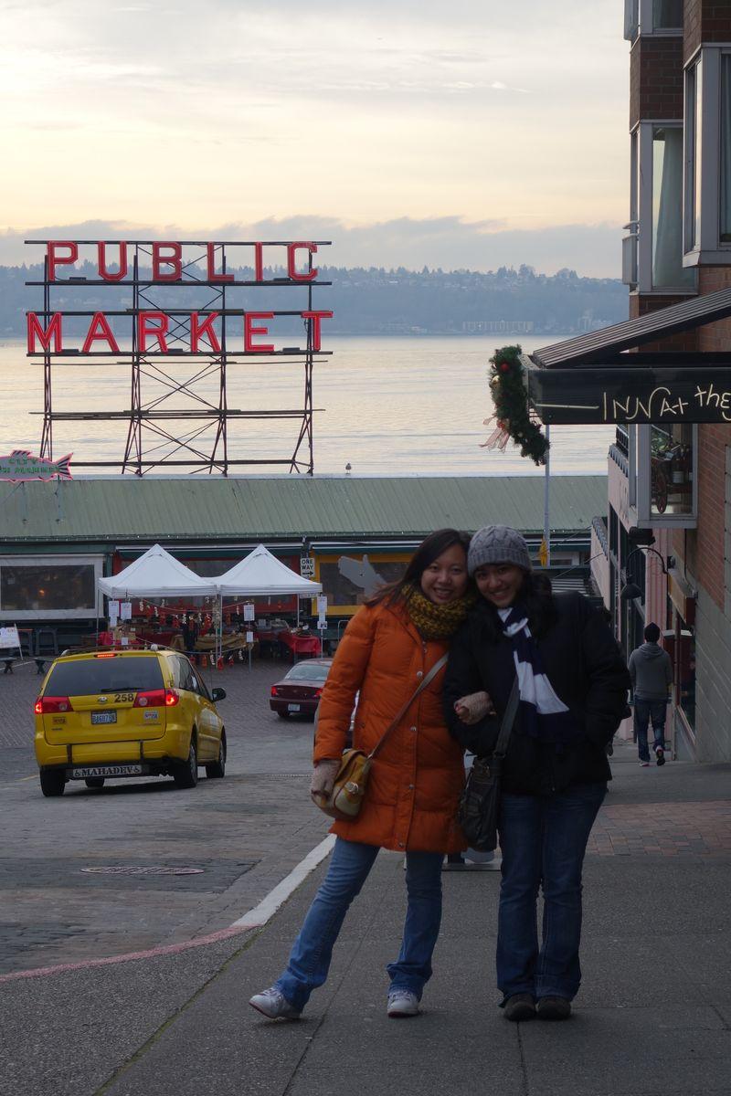 Lia in Seattle
