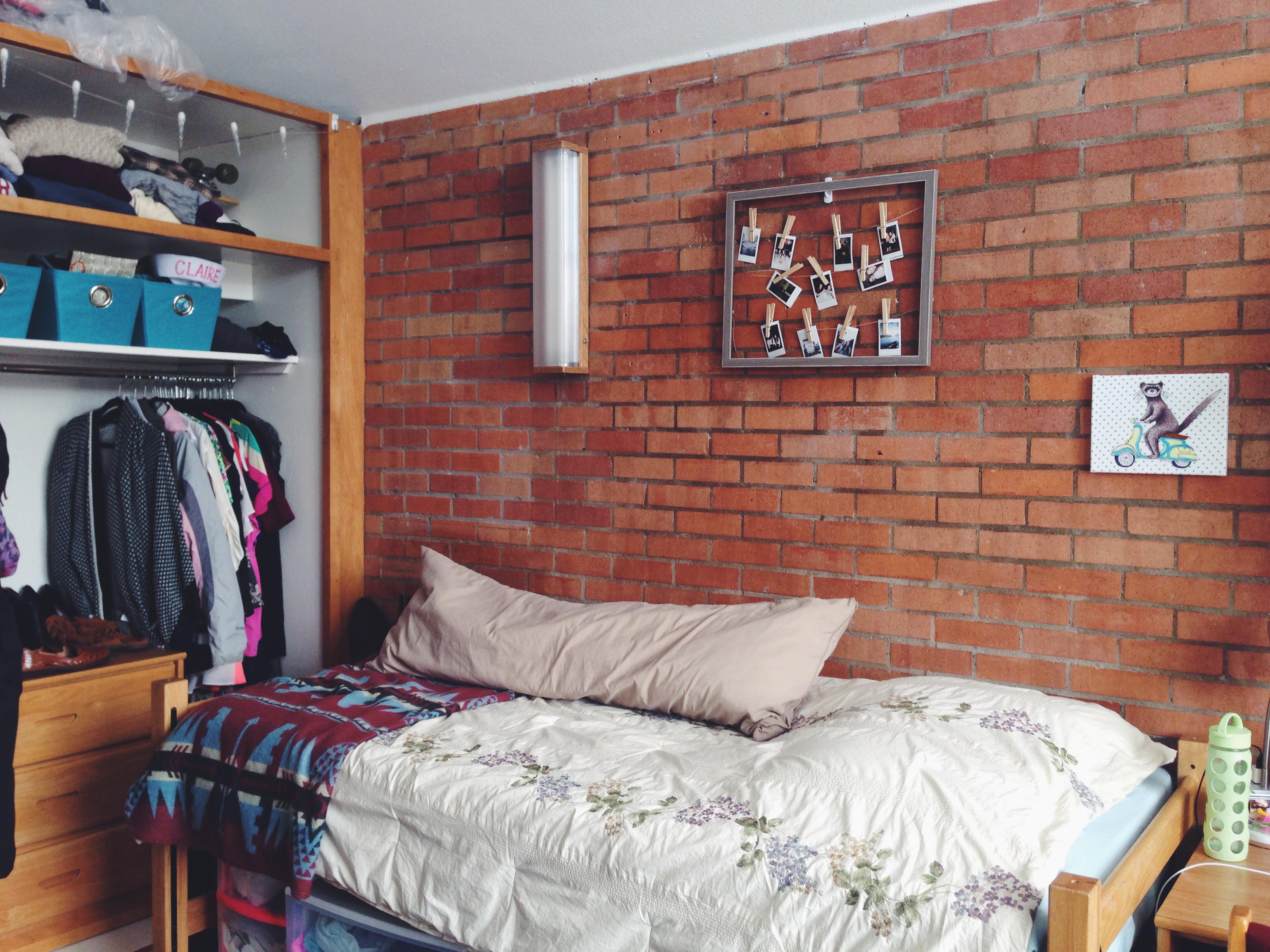 A Tour Of My Dorm Room   Claireu0027s Blog Part 17