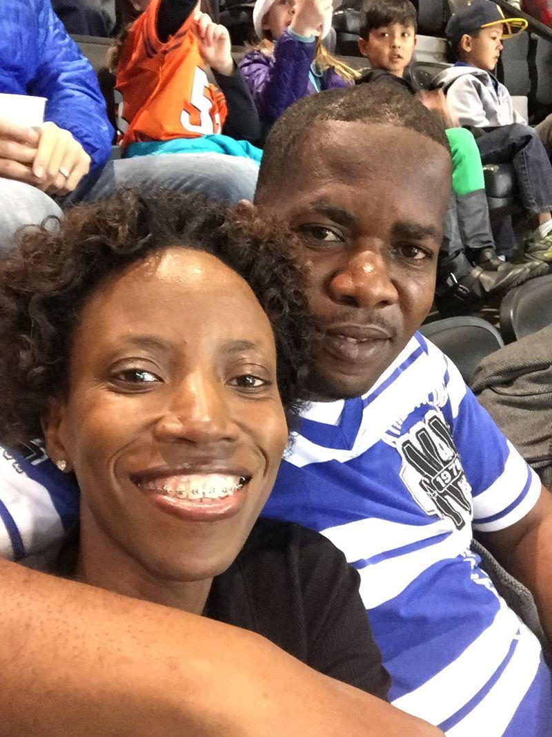 Kerry-Ann & Husband