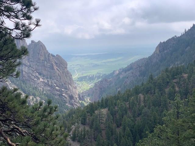 JennLDown the Canyon