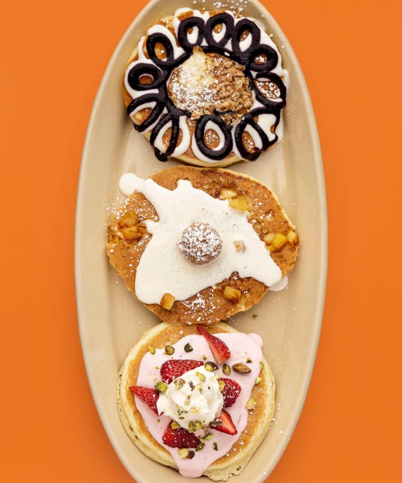 Snooze-Pancake